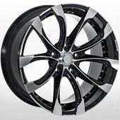 Автомобильный колесный диск R21 5*150 ALLANTE-1091 BF - W9.0 Et45 D110.1