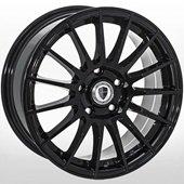 Автомобильный колесный диск R16 5*114,3 ALLANTE-184 BLACK - W7.0 Et40 D67.1