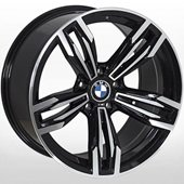 Автомобильный колесный диск R19 5*120 ALLANTE-5035 BMF (BMW) - W9.5 Et33 D74.1