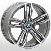 Автомобильный колесный диск R19 5*120 ALLANTE-5035 GMF (BMW) - W9.5 Et33 D74.1