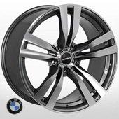 Автомобильный колесный диск R20 5*120 ALLANTE-567 GMF (BMW X5, X6) - разноширокие