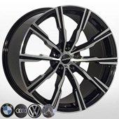 Автомобильный колесный диск R20 5*112 ALLANTE-T1171 BF (BMW) - W10.5 Et40 D66.6