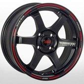 Автомобильный колесный диск R15 4*100 ALLANTE-T1636 DB/T/R - W6.5 Et35 D67.1
