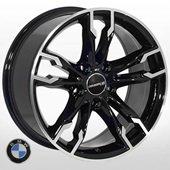 Автомобильный колесный диск R17 5*120 B-0501 BP (BMW) - W8.0 Et20 D74.1