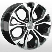 Автомобильный колесный диск R19 5*120 B151 BKF (BMW) - W9 Et18 D72.6