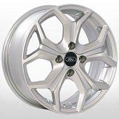 Автомобильный колесный диск R16 4*108 FD-1804 S (Ford) - W6.5 Et37 D63.4