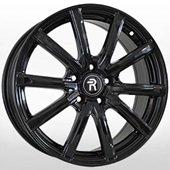 Автомобильный колесный диск R17 5*108 FD151 BK (Ford) - W7.0 Et52 D63.4