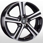 Автомобильный колесный диск R17 5*108 FD157 BKF (Ford) - W7.5 Et52 D63.4