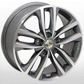 Автомобильный колесный диск R17 5*115 GM-9009 GP - W7.0 Et40 D70.2