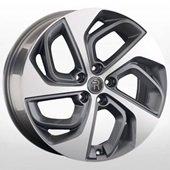 Автомобильный колесный диск R19 5*114,3 HND251 GMF (Hyundai, Kia) - W7.5 Et53 D67.1