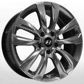 Автомобильный колесный диск R17 5*114,3 HY-2435 HB - W7.0 Et40 D67.1