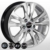 Автомобильный колесный диск R16 5*108 CR-5212 HS (Chery) - W6.5 Et37 D65.1
