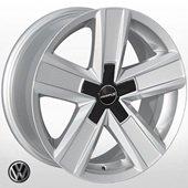 Автомобильный колесный диск R16 5*120 VW-04433(BC) S (Volkswagen) - W7.0 Et35 D65.1