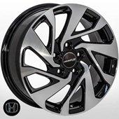 Автомобильный колесный диск R16 5*114,3 H-10164 BP (Honda) - W6.5 Et45 D64.1