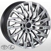 Автомобильный колесный диск R18 5*114,3 TY-1132 HB (Toyota, Lexus) - W8.0 Et45 D60.1