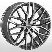 Автомобильный колесный диск R20 5*112 A-1349 DGMF (Audi) - W9.0 Et42 D66.6