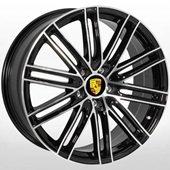 Автомобильный колесный диск R21 5*112 PR-1381 BP (Porsche) - W10.0 Et19 D66.6