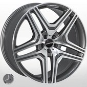 Автомобильный колесный диск R22 5*112 MB-5346 GMF (Mercedes) - W10.0 Et48 D66.6