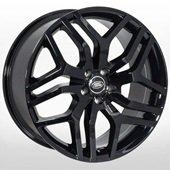 Автомобильный колесный диск R20 5*108 LR-55043 BLACK (Land Rover) - W8.0 Et49 D63.4