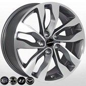 Автомобильный колесный диск R18 5*114,3 KI-5532 GMF - W7.5 Et46 D67.1