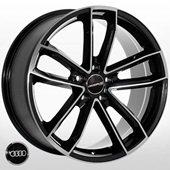 Автомобильный колесный диск R19 5*112 A-5597 BMF - W8.5 Et42 D66.6