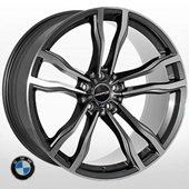 Автомобильный колесный диск R22 5*120 B-5623 DGMF (BMW) - W10.0 Et40 D74.1