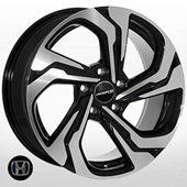 Автомобильный колесный диск R17 5*114,3 JH-5651 BMF (Honda) - W7.5 Et45 D64.1