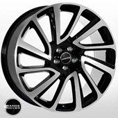 Автомобильный колесный диск R22 5*108 LR-6141 BMF - W9.5 Et48 D63.4