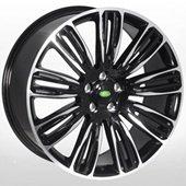 Автомобильный колесный диск R22 5*120 LR-716D BMF (Land Rover) - W9.5 Et45 D72.6