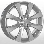 Автомобильный колесный диск R16 4*100 HY-8084 S - W6.0 Et52 D54.1