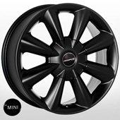 Автомобильный колесный диск R17 5*112 / 5*120 MN-8103 BMF (Mini) - W7.0 Et45 D72.6