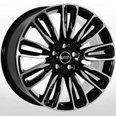 Автомобильный колесный диск R21 5*120 LR-9034 BMF (Land Rover) - W9.5 Et48 D72.6