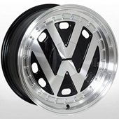 Автомобильный колесный диск R17 5*112 VW-009 BMF (Volkswagen) - W7.5 Et30 D57.1