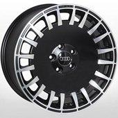 Автомобильный колесный диск R18 5*112 A011 MattBMF (Audi) - W8.5 Et40 D66.6
