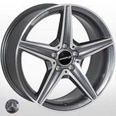 Автомобильный колесный диск R18 5*112 A030 GMF (Mercedes) - W8.0 Et40 D66.6
