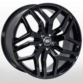Автомобильный колесный диск R20 5*108 LR-1180 BLACK (Land Rover) - W9.5 Et45 D63.4