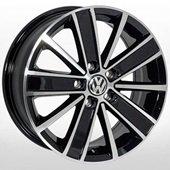Автомобильный колесный диск R15 5*100 VW-1319 BMF (Volkswagen) - W6.0 Et40 D57.1
