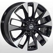 Автомобильный колесный диск R16 5*114,3 NS-1343 GBP (Nissan) - W6.5 Et40 D66.1