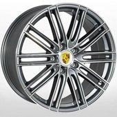 Автомобильный колесный диск R21 5*130 PR-1350 DGMF (Porsche) - W9.5 Et50 D71.6