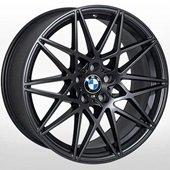 Автомобильный колесный диск R20 5*120 B-1357 MattBLACK (BMW) - W9.5 Et35 D72.6