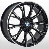 Автомобильный колесный диск R19 5*112 B-1368 BPL (BMW) - W8.5 Et23 D66.6