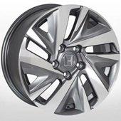 Автомобильный колесный диск R16 5*114,3 H-1387 GP (Honda) - W7.0 Et45 D64.1