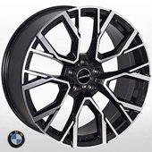 Автомобильный колесный диск R22 5*112 B-1395 BP (BMW) - W10.5 Et35 D66.6