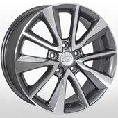 Автомобильный колесный диск R17 5*114,3 HY-5527 Grey (Hyundai, Kia) - W7.0 Et52 D67.1