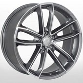 Автомобильный колесный диск R19 5*112 A-5597 GMF (Audi) - W8.5 Et42 D66.6