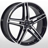 Автомобильный колесный диск R18 5*112 MB-5619 BMF (Mercedes) - W8.0 Et45 D66.6