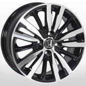 Автомобильный колесный диск R15 4*100 H-5637 BP (Honda) - W6.0 Et50 D56.1