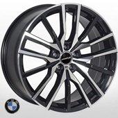 Автомобильный колесный диск R20 5*112 A5659 BP (BMW) - W10.5 Et40 D66.6