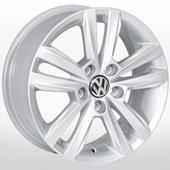 Автомобильный колесный диск R14 5*100 VW-5664 S (Volkswagen) - W5.5 Et38 D57.1