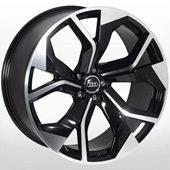 Автомобильный колесный диск R22 5*112 A-5673 BP (Audi) - W10.0 Et20 D66.6